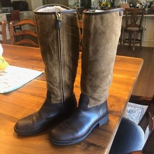 Tory Burch Lined Boots